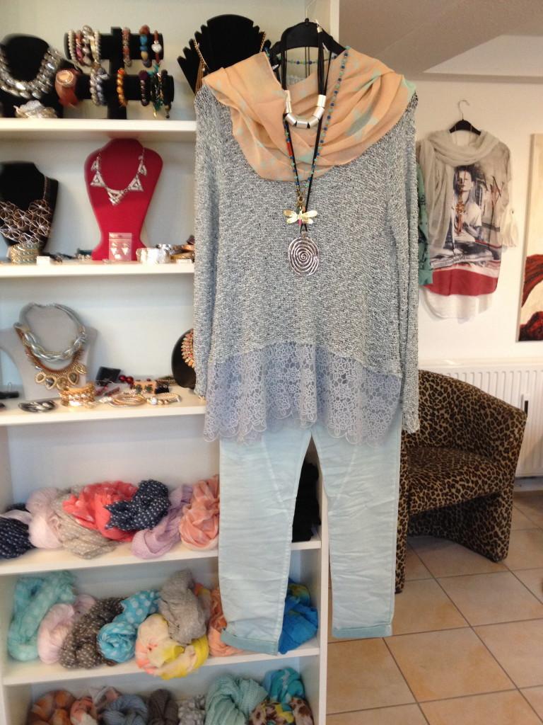 Mode am Markt