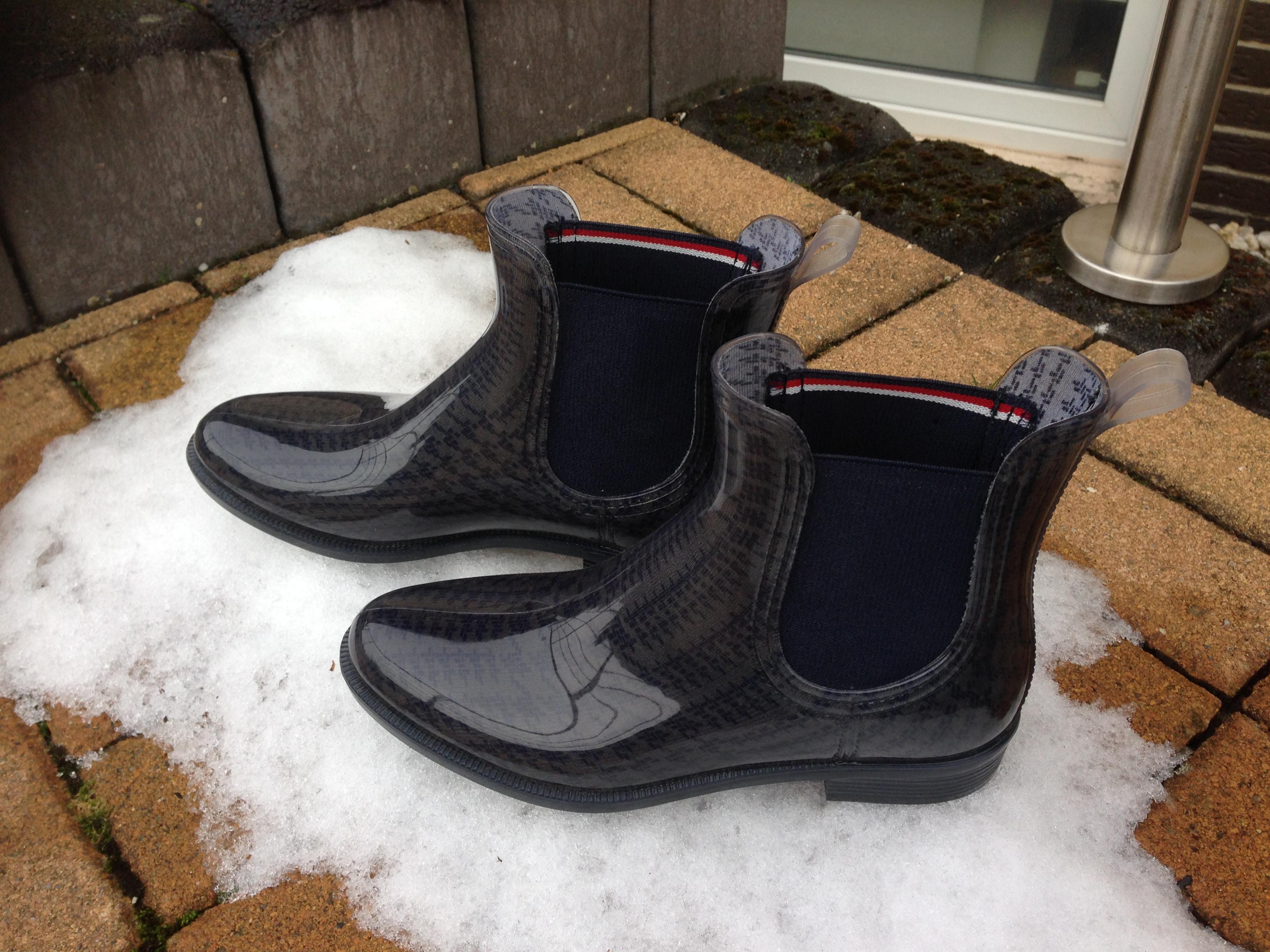 Tommy Hilfiger Chelsea Boots Gummi