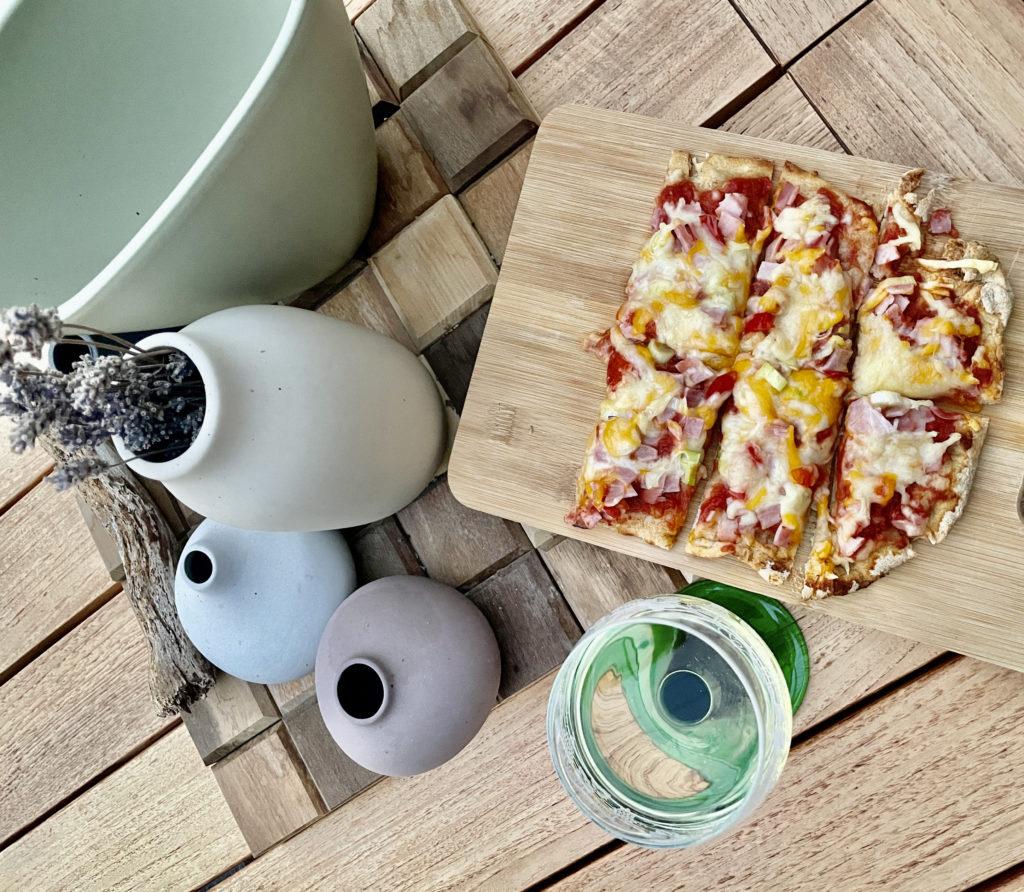 Pinsa ist die neue Pizza   Claudias Welt